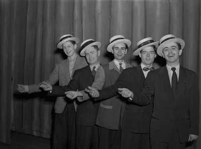 Whitby Modern Players - Variety Show 1948 (Image 9 of 16)