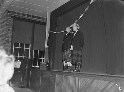 Whitby Modern Players - Variety Show 1948 (Image 11 of 16)