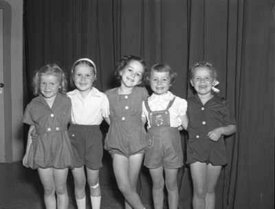 Junior Theatre Demonstration, 1948