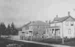 Houses on Mill Street (Cassels Road), c.1915