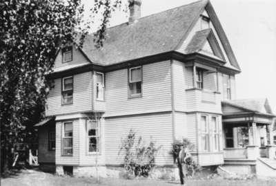 Residence of David Burns