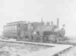 Military Convalescent Hospital Train, 1918