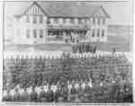 Visit of the Duke of Devonshire, Military Convalescent Hospital, 1917