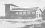 Recreation Hall, Military Convalescent Hospital, 1917