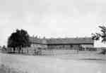 Dairy Barn Looking East, Ontario Hospital Whitby, c.1923