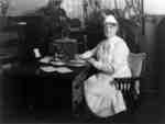 Gertrude Bryan, Director of Nursing, Ontario Hospital Whitby, c.1925