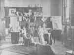 Art Studio at the Ontario Ladies' College, 1899
