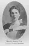 Miss M. Rowell, 1906