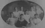 Literary Society, Ontario Ladies' College, 1905