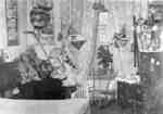 Student Room at Ontario Ladies College, 1905