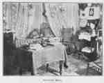 Student Room at Ontario Ladies College, 1906