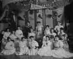 Conversazione at Ontario Ladies' College, 1907