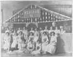 Conversazione at Ontario Ladies' College, February 1913