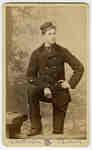Portrait of an Unidentified Man in a uniform