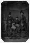 Portrait of six Unidentified Women