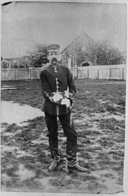 James McBrien, 34th Regiment, Ontario County