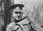 Portrait Photograph of F.J. Hartrick, c.1917