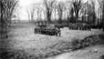 Ontario Regiment Training on Flats at Lynde Creek behind Inverlynn, c.1940