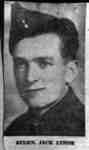 Portrait Photograph of Jack Lynde, c.1943