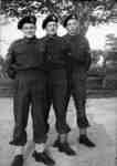 Whitby Soldiers in Ontario Regiment, c.1943