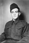 Portrait Photo of an unidentified soldier