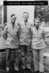 Group Photo of Bud Dilling, Bud Heard and Bud Bragg
