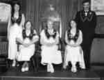 District Installation Team Members for Daughters of England Lodge, c.1935