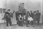 Cast of Whitby Modern Players Theatrical Group, 1948