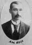 Andrew Miller Ross, 1892
