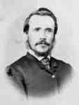 Colonel John Edwin Farewell, c.1865.