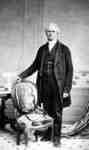 Bishop Philander Smith, c. 1865.