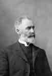 Reverend Hugh Crozier, c. 1900.