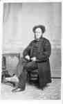 Reverend William Ormiston, c. 1867-70.