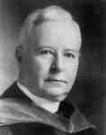 Reverend Harvey Carmichael, c. 1933.