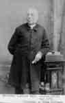 Reverend Christopher Roles Bell, c. 1890.