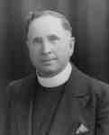 Reverend Edward W. Rowland, c. 1925.