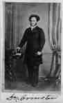 Reverend William Ormiston, c. 1865.