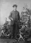 William James Luke, c. 1880