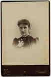 Mrs. David Leslie Briggs (Annie Beecroft), c. 1890