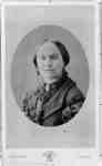 Mrs. George Wallace (Maria Elmina Warren), c.1870