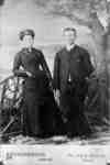 Mr. and Mrs. Richard Goldring, c.1884