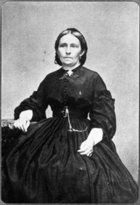 Mrs. John Dow, c.1865