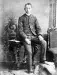 Albert Wilson Jackson, c.1888