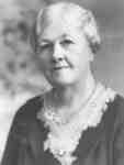 Mrs. Arthur Mansell Irwin (Lillian Rebecca Webster), c. 1925.