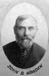 John Dundas Howden, 1892