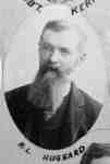 R. L. Huggard, 1892