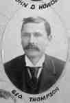 George Thompson, 1892