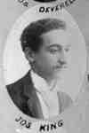 Joseph King (1869-1961), 1892