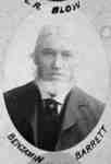 Benjamin Barrett, 1892