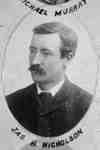 James Hamilton Nicholson, 1892